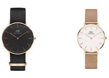 So schicke Uhren hat die Welt noch nicht gesehen.