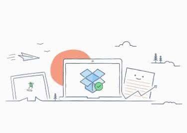 Moderne Speicherlösung bei Dropbox