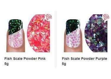 Auch ausgefallene Designs bestellst du bei Emmi-Nail. Wow!