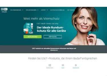 Deine Antivirensoftware von ESET