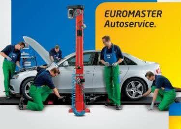 Der Service bei Euromaster