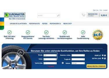 Euromaster Startseite