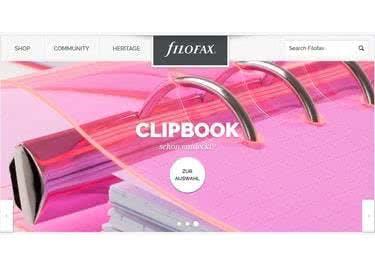 Organizer, Notizbücher, Kalender und vieles mehr bestellst du auf filofax.de
