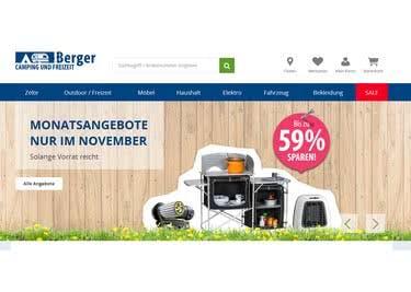 Camping-Ausrüstung zum Sparpreis: Ein Fritz-Berger-Gutschein macht es möglich