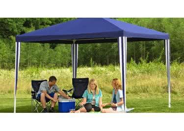 Allles, was du für deinen Camping-Urlaub benötigst, bestellst du bei Fritz Berger in einem Rutsch