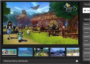 Games verschiedener Genres für die beliebtesten Plattformen bei Gamesrocket