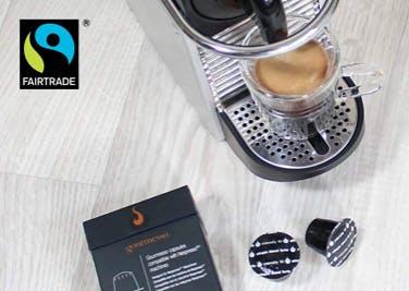 Löse einen gourmesso-Gutschein ein und profitiere bei der Bestellung von Kaffee und Tee von wertvollen Rabatten
