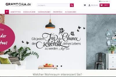 Grandora Startseite – Spare mit einem Grandora Gutschein!