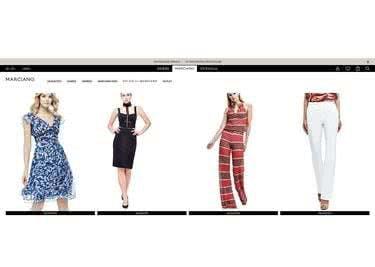 Coole Mode mit Style shoppt ihr günstig bei GUESS