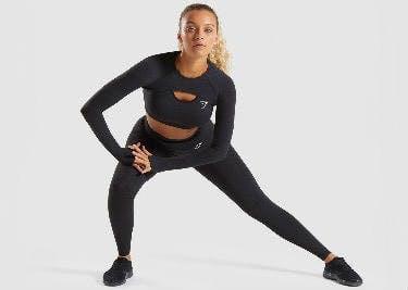 Mit dem Gymshark-Gutscheincode auf Damenmode saftige Rabatte sichern