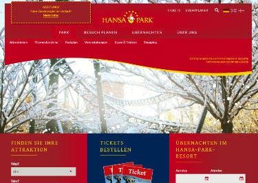 Erlebe den Spaß deines Lebens im Hansa Freizeitpark