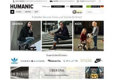 Schuhe und Accessoires bei Humanic shoppen