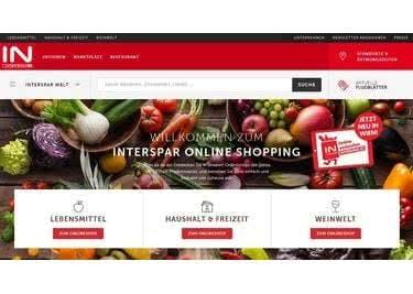 INTERSPAR Startseite