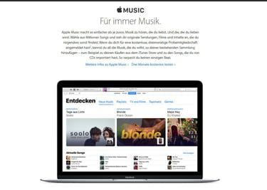 Sichere dir die Welt der Musik zum kleinen Preis: mit einem Gutschein von iTunes
