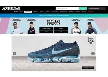 Sneakers und Street-Styles online bestellen