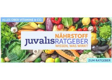 Egal, wo es bei dir klemmt und zwickt, Juvalis hat das richtige Mittel