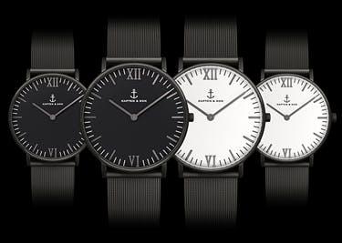 Auch für die neuen Uhren gelten unsere Gutscheine