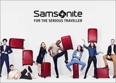 Große Auswahl an Taschen und Koffern bei Koffer-Arena