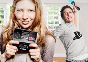 Besorg' dir neue Games für deine Spielekonsole und hab' mal wieder Spaß am Leben!