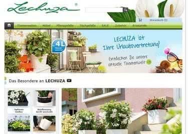 Selbstbewässerungsanlagen für deine Pflanzen