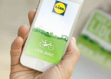 Vorteile der Mobilität genießen mit Lidl-Bike-App