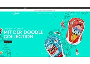 Bestelle die beliebten Produkte von Logitech mit Gutschein günstiger