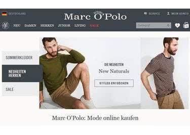 Marc O'Polo Startseite