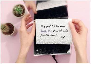 meLovely Geschenkboxen