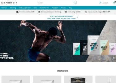 Kaufe Sportbekleidung günstig bei MyProtein