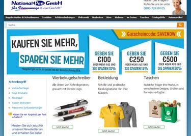 Originelle Büro-Werbeartikel bestellst du bei National Pen