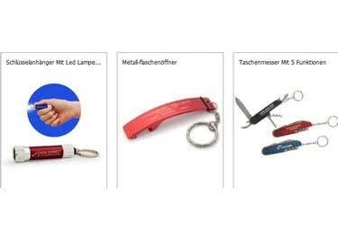 Pocket-Taschenlampe oder Schlüsselanhänger? Kleine Geschenke erhalten die Freundschaft!