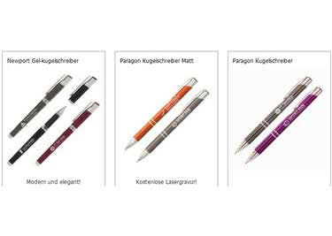 Mit unseren Gutscheincodes individualisierst du Kugelschreiber und mehr günstiger