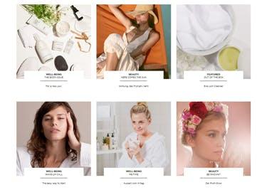 Niche Beauty: Breite Produktpalette, kleine Preise