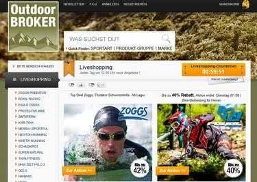 Outdoor Broker präsnetiert aktuelle Produkte und Top-Angebote