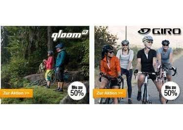 Produkte rund um das Thema Radsport bei Outdoor Broker