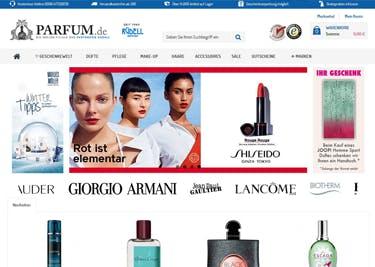 Parfum.de Startseite