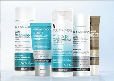 Entdecke die Produktpalette bei Paula's Choice