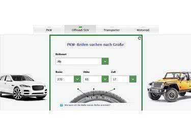 Egal, für welches Auto du suchst, ob Sommer- oder Winterreifen – PkwTeile.de hat die geeigneten Reifen auf Lager