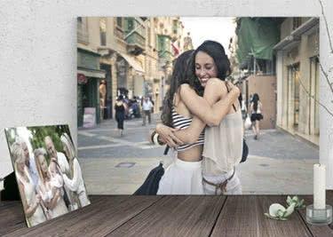 Fotogeschenke, -bücher und -kalender günstig kaufen mit Planet-Photo-Gutscheinen