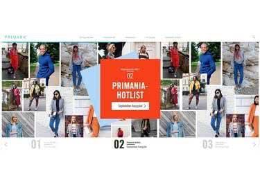 Wirf online einen Blick auf die aktuellen Kollektionen von Primark