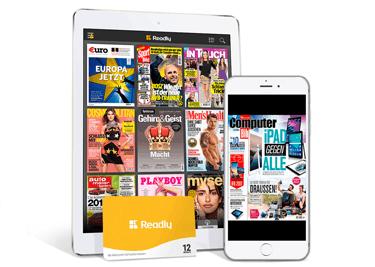 Jetzt gratis App herunterladen und auch von unterwegs Lesespaß genießen