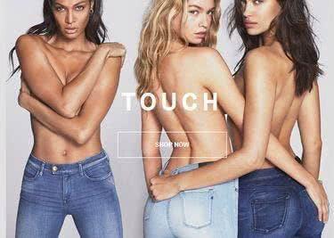 Sexy Jeans erhältst du mit einem Rabattcode günstiger.
