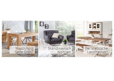 Bei Riess-Ambiente findet ihr ein breites Angebot von Möbeln und Einrichtungsgegenständen