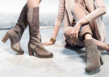Spare mit einem Schuhe24 Gutschein beim Kauf von Damenschuhen.