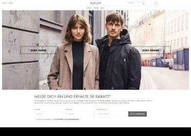Modebewusste holen sich skandinavische Kleidung mit SELECTED-Gutscheinen