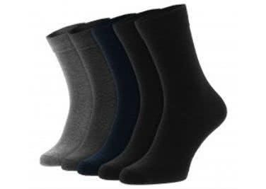 Du kannst auch Socken-Schnäppchen machen