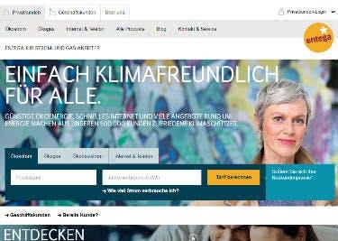 Ökostrom, Ökogas, Internet- und Telefontarife - alles klimafreundlich