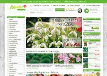 Bei Garten Schlüter gibt es alles für begeisterte Gärtner