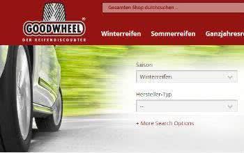 Bei Godwheel findest du Reifen aller Art, passend für den KFZ.