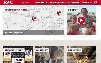 Alle Informationen rund um KFC erhaltet ihr auf der Internetpräsenz des Unternehmens